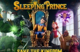 The Sleeping Prince – Castle Elumination Trailer