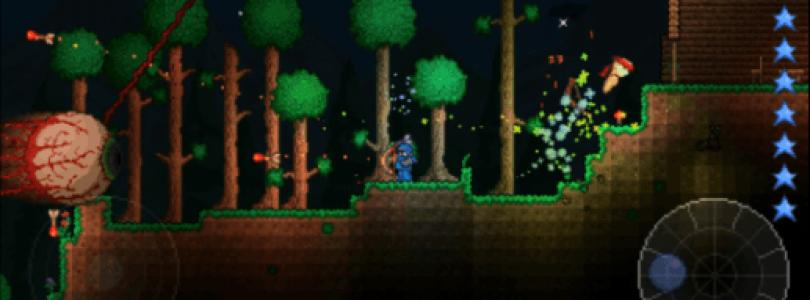 Terraria trifft Worms im Hardmode