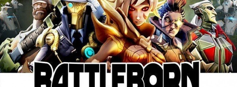 Battleborn – 5 Player Co-Op Campaign Walkthrough