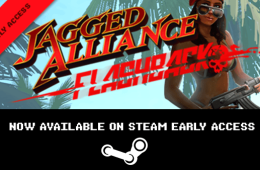 Jagged Alliance: Flashback mit Early Access