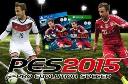 PES 2015 Gameplay Trailer