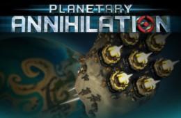 Planetary Annihilation als Retailversion erhältlich
