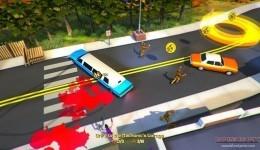 Roundabout Limousinen Collision Trailer