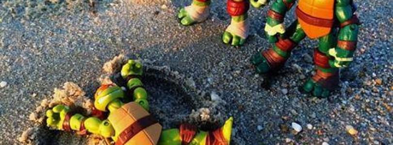 Teenage Mutant Ninja Turtles mit neuem Spiel