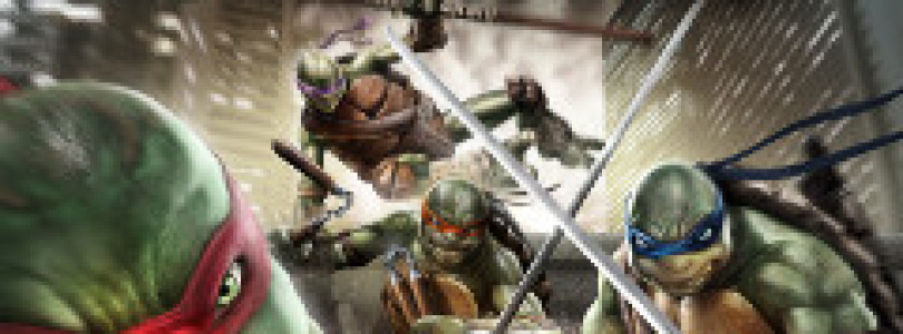 Teenage Mutant Ninja Turtles: Aus den Schatten