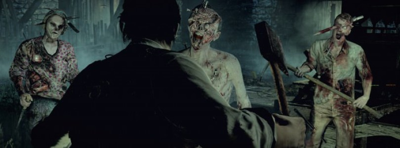 The Evil Within – Jede Kugel zählt Gameplay Trailer