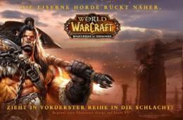 Fünfte Erweiterung WoW: Warlords of Draenor geht live