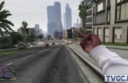 GTA 5 im First Person Modus spielbar