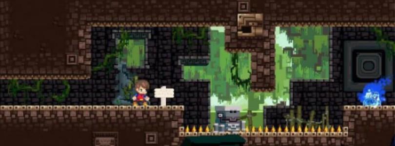 Adventures of Pip Screenshot Sammlung