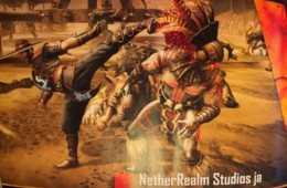Mortal Kombat X – Zeitschriften Scans
