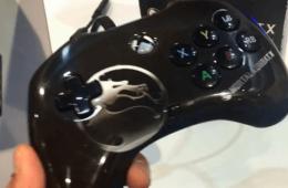 Mortal Kombat X Custom Controller vorgestellt