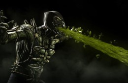 Mortal Kombat X – Reptile Acid Spit Trailer
