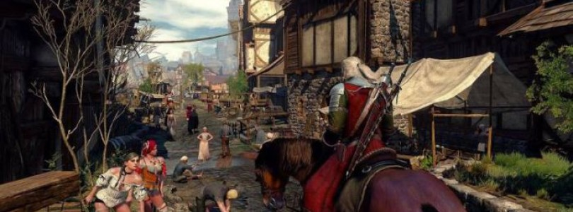 The Witcher 3: Wild Hunt – Januar Gameplay Trailer