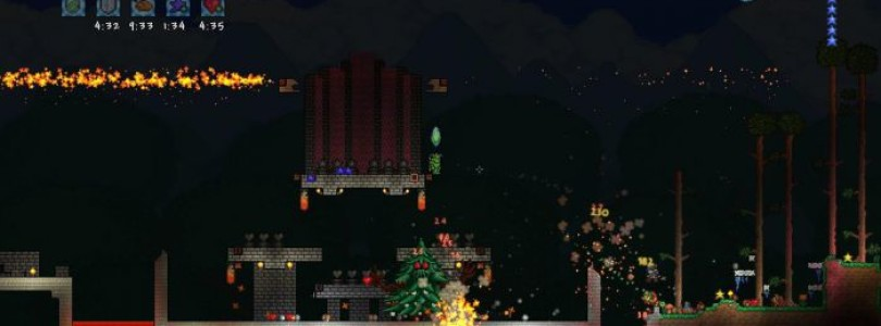 Terraria: Neue Frost Moon Kampagne