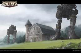 War of the Worlds: Goliath Animationsfilm erscheint im März
