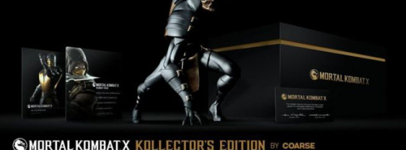 Mortal Kombat X Kollectors Edition Making Of Trailer