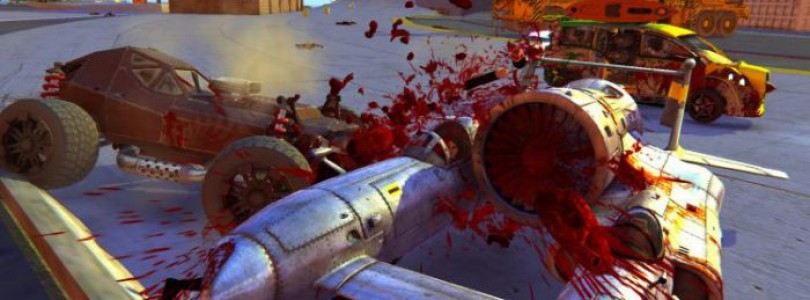 Carmageddon: Reincarnation startet in Beta Phase