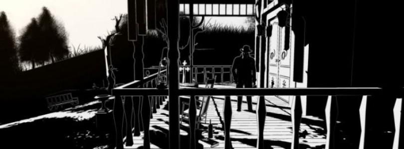 White Night: Ankündigungs-Trailer