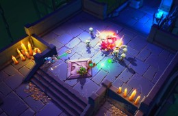 Super Dungeon Bros im Bro-Op Trailer