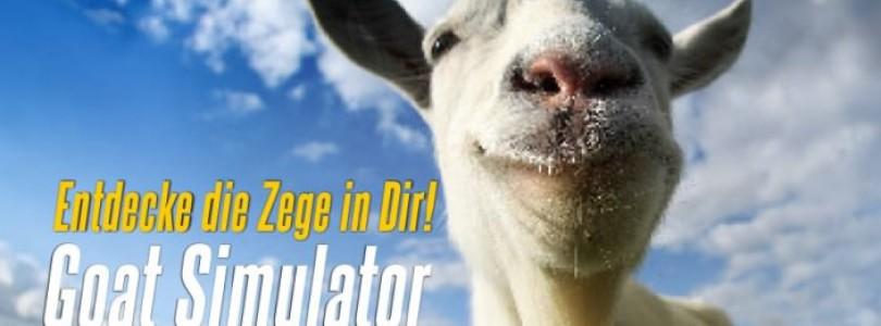 Goat Simulator blökt demnächst auf Xbox One und Co (Trailer)