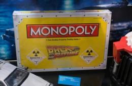 Zurück in die Zukunft als Monopoly (Netzfund)