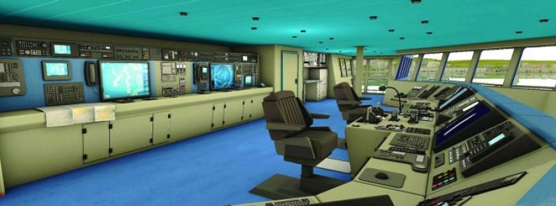 Aerosoft präsentiert European Ship Simulator