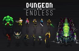 Dungeon of the Endless mit Trailer