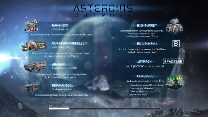 Asteroids: Outpost™