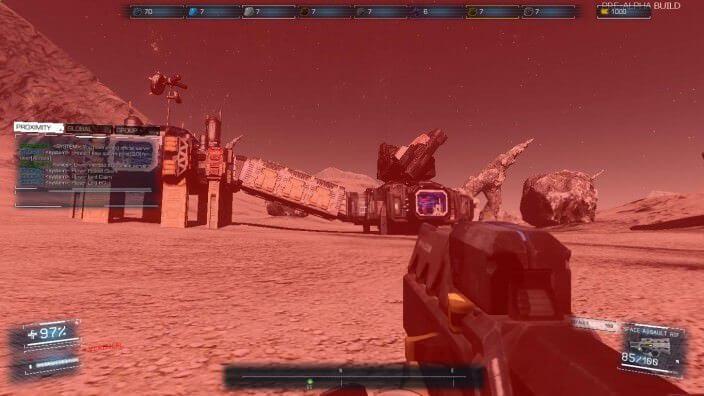 Asteroids: Outpost™: In dem Spiel geht es ums nackte Überleben