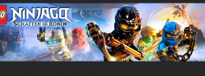LEGO: NinjaGo: Schatten des Ronin ab sofort erhältlich
