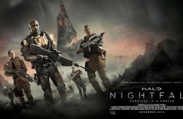 Gewinnspiel: Halo Nightfall zu gewinnen