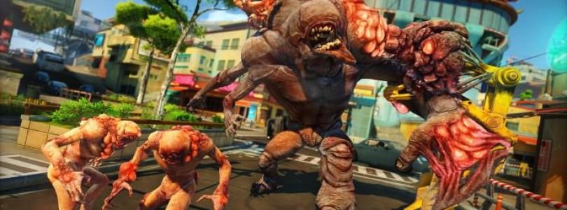 Sunset Overdrive :DotRotFM DLC Trailer