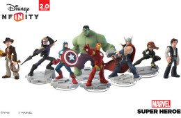 Disney Infinite 2.0 Marvel Super Heroes mit neuen Figuren