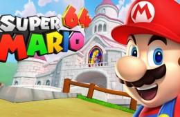Browser-Version von Super Mario 64 aufgetaucht
