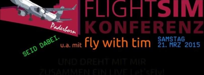 Deutsche Flugsimulator Konferenz findet am 21. März statt