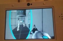 Netzfund: Portal auf dem Nintendo 3DS