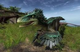 theHunter: Primal bläst zur fröhlichen Dinojagd
