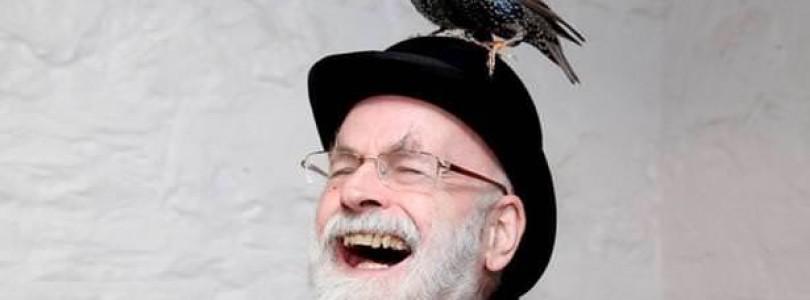 Terry Pratchett verstorben