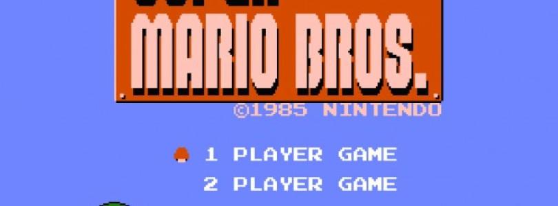 Netzfundstück: Super Mario Stillleben mit 14.000 Streichhölzern (Video)