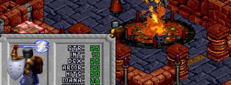 Ultima 8: Pagan für kurze Zeit bei Origin umsonst