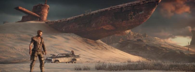 Mad Max mit umfangreichem Gameplay Trailer