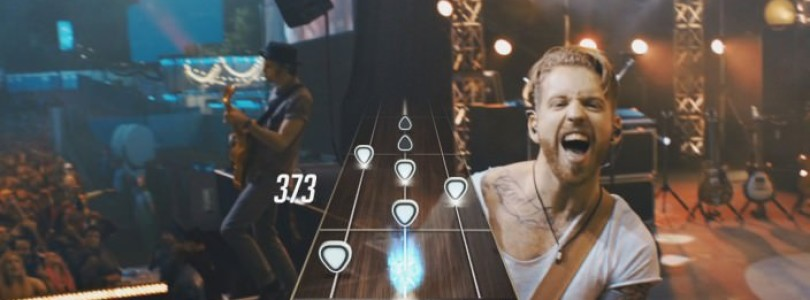 Behind the Scenes: Guitar Hero Live