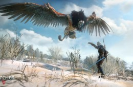 The Witcher 3 mit 5 Minuten Gameplay Trailer