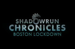 Shadowrun Chronicles: Boston Lockdown ab sofort erhältlich