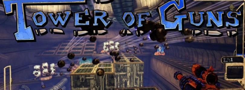 Tower of Guns erscheint auf PlayStation und Xbox