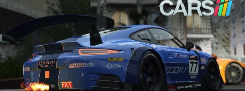 Project CARS erreicht Goldstatus und finaler Releasetermin
