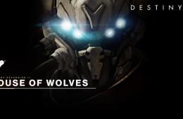 Destiny Erweiterung Haus der Wölfe mit Releasetermin (Trailer)