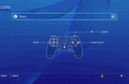 Mehr PS4 Spielerlebnis für Sehbehinderte
