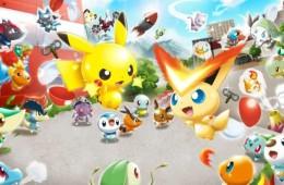 Pokemon Rumble World ab sofort kostenlos im eShop