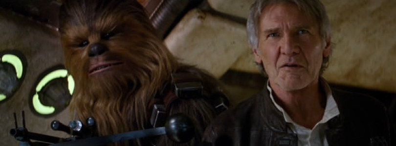 Star Wars 7: Das Erwachen der Macht (Trailer)